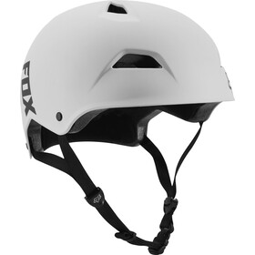 Fox Flight Sport Casque Homme, white/black